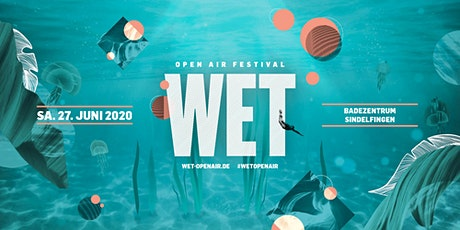 WET Open Air Festival Tickets