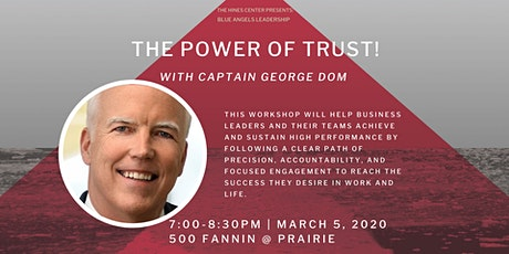 The Power of Trust! tickets