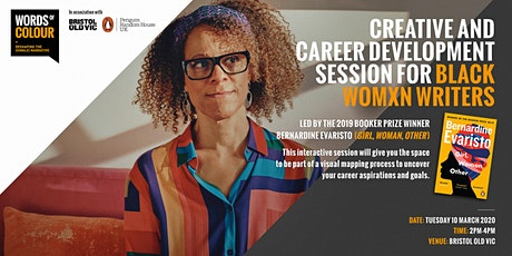 Career Development Session for Black Womxn Writers with Bernardine Evaristo tickets