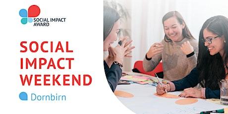 Social Impact Weekend Dornbirn Tickets