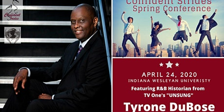 Confident Strides' Spring Conference tickets