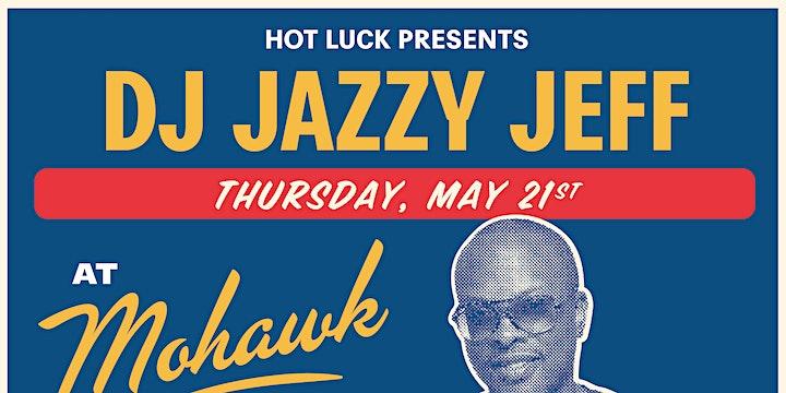 POSTPONED: DJ Jazzy Jeff
