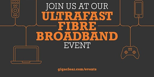 Local Broadband Q and A Event - Fifield