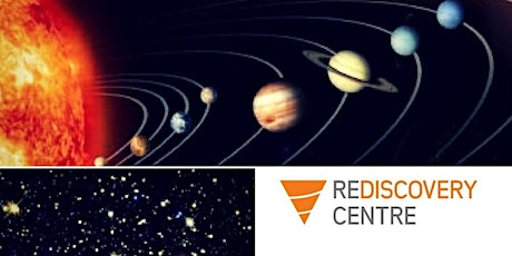 Out-of-this-world Space Workshop tickets
