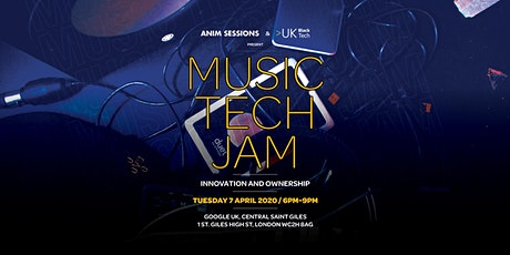 Music Tech Jam tickets