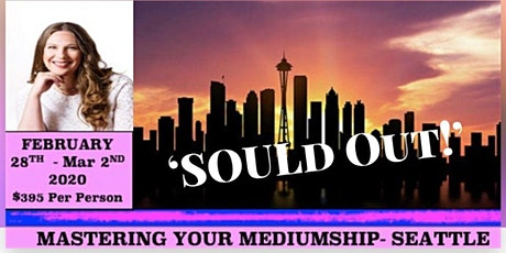 Mastering Your Mediumship with AFC Tutor Penny Hayward - Seattle, WA tickets