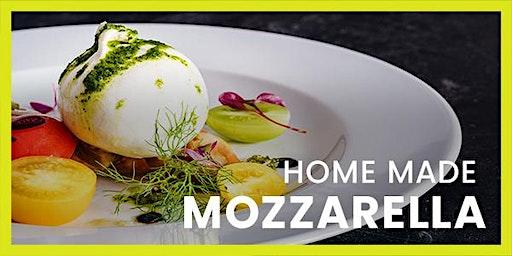 Home-Made Mozzarella Class