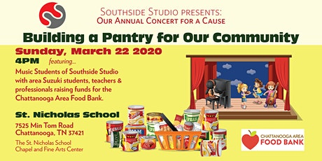 Annual Group Concert for a Cause: Building a Pantry for our Community tickets