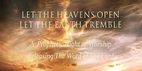 Prophetic Night of Worship tickets