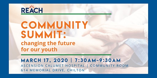 Community Summit- changing the future for our youth