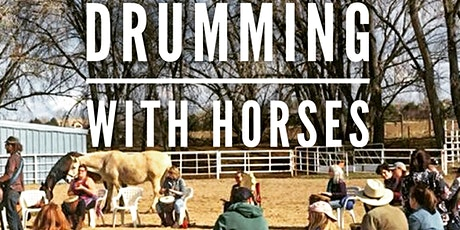 Drumming with Horses tickets
