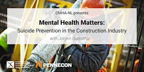 Suicide Prevention in the Construction Industry with Jorgen Gullestrup tickets
