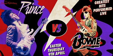 Venue Closed: Easter Thursday: Bowie vs Prince tickets