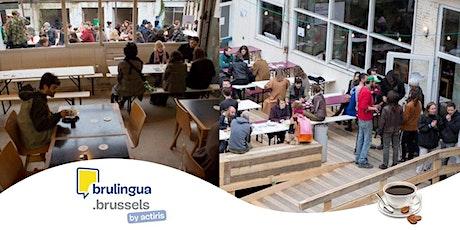 Café-langues/Talencafé/Language Workshop -  Molenbeek tickets