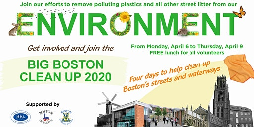 The Big Boston Clean Up