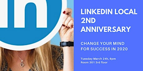 LinkedIn Halifax 2nd Anniversary Networking event tickets
