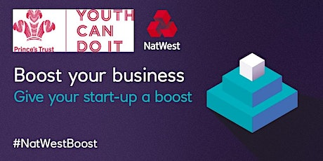 Business Support Clinic with The Princes Trust #NatWestBoost #Derby tickets