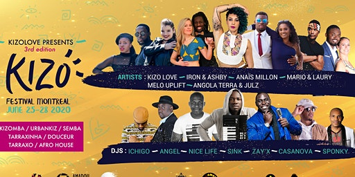 KIZO Festival Montréal 3e 2020