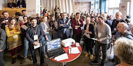 openTransfer CAMP #Zusammenhalt - gemeinsam geht´s besser Tickets