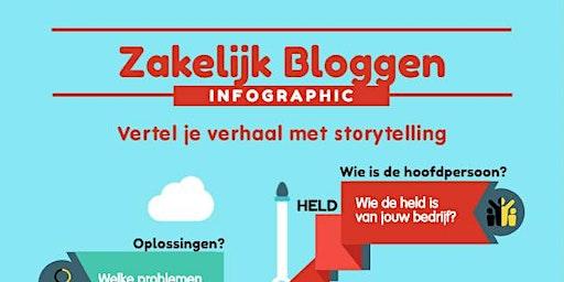 Zakelijk Bloggen Doe Je Zo!