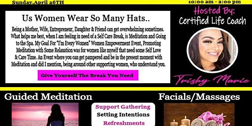 """I'm Every Women"", Women Empowerment Event"