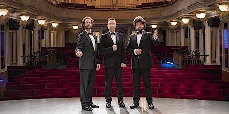 I Virtuosi dell'opera di Roma -THE THREE TENORS at Salone Margherita Theater biglietti