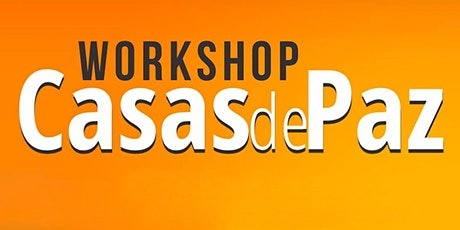 Workshop Casas de Paz ingressos