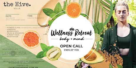 Wellness Retreat: Body+Mind | Health & Wellness Fair tickets