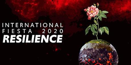 International Fiesta: Resilience tickets