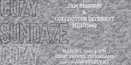 Jam Session & Collective Interest Meeting tickets