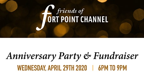 Friends Anniversary & Fundraising  Party tickets
