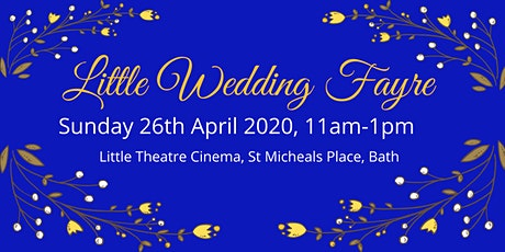 Little Wedding Fayre tickets