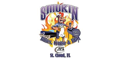 Smokin' Blues, Cruise & BBQ tickets