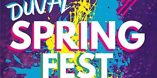 DUVAL Spring Fest 2020
