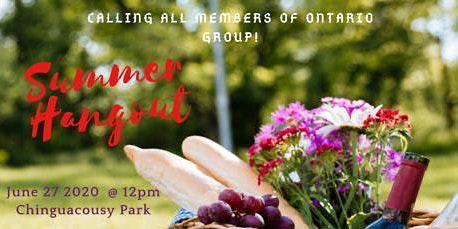 Ontario Immigrant Group Barbecue Party