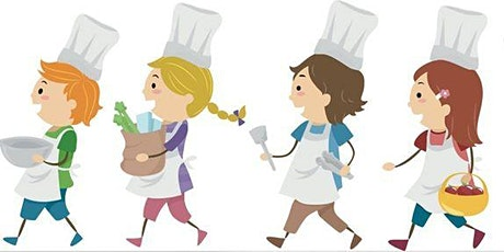 Little Chefs/Family Cooking! tickets