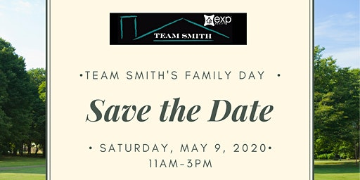 Team Smith w/ eXp Realty's Family Day!