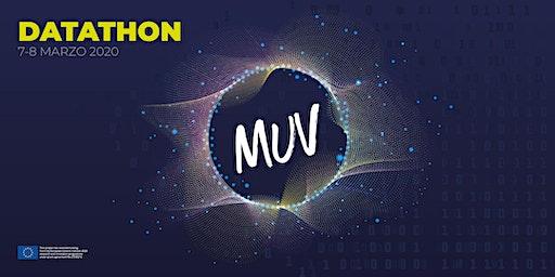 1° Datathon di MUV per la valorizzazione dei dati sulla mobilità di Palermo