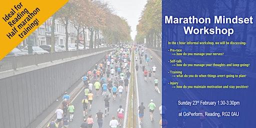 Marathon Mindset Workshop - Reading