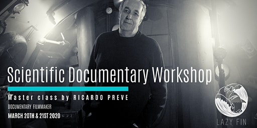 Documentary Workshop x Ricardo Preve