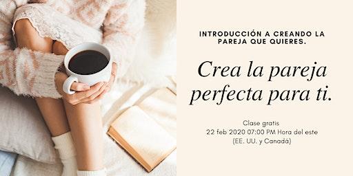 Introducción clase gratis - Creando la pareja