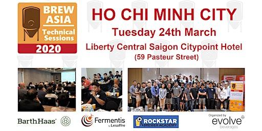Brew Asia 2020 - Ho Chi Minh City