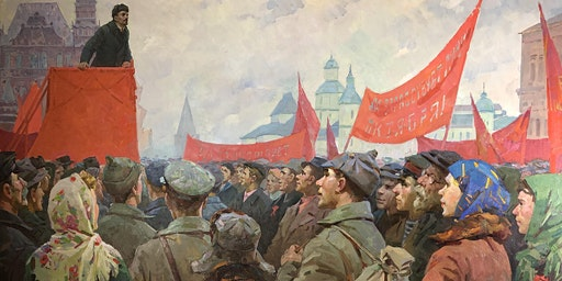 Opening -  Leaders and the Masses: Mega Paintings from Soviet Ukraine