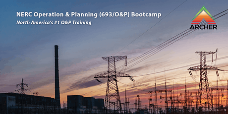 NERC Operations & Planning (O&P/693) Standards Bootcamp (24 CPE Credits) - Salt Lake City tickets
