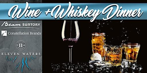 Wine & Whiskey Dinner