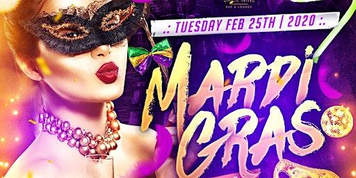 Mardi Gras Fat Tuesday at Back9