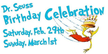 Dr. Seuss Birthday Bash! tickets