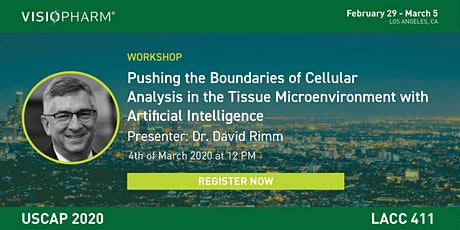 Pushing the Boundaries of Cellular Analysis in the Tissue Microenvironment tickets