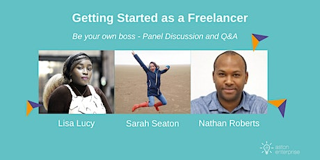 How to...Become a Freelancer tickets