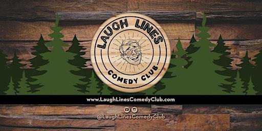 Laugh Lines Comedy Club - Hayden Kristal is Featuring for Headliner Preston Tompkins
